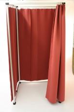 Mobile Umkleidekabinein Profi-Qualität Zusammenklappbar mit Vorhang